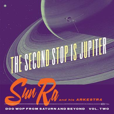 Sun Ra SECOND STOP IS JUPITER Vinyl Record