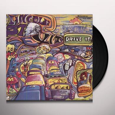Lincoln Street Exit DRIVE IT Vinyl Record - 180 Gram Pressing