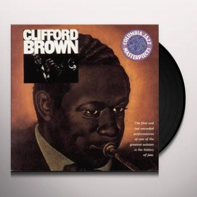 Clifford Brown BEGINNING & THE END Vinyl Record