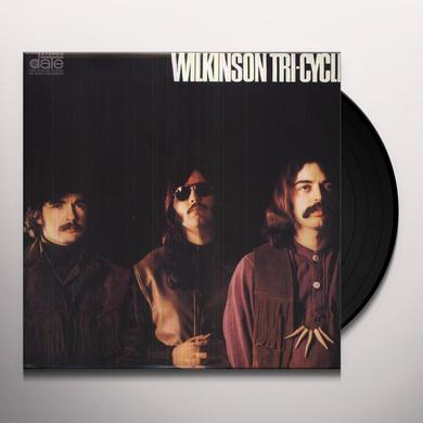 WILKINSON TRI-CYCLE Vinyl Record - 180 Gram Pressing