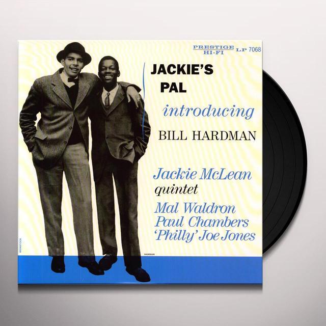 Jackie Mclean JACKIE'S PALS Vinyl Record