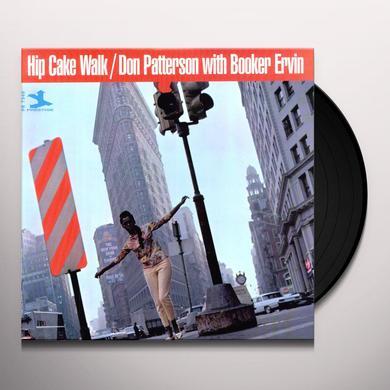 Don Patterson HIP CAKE WALK Vinyl Record