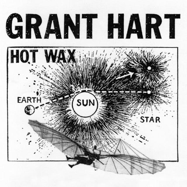 Grant Hart HOT WAX Vinyl Record