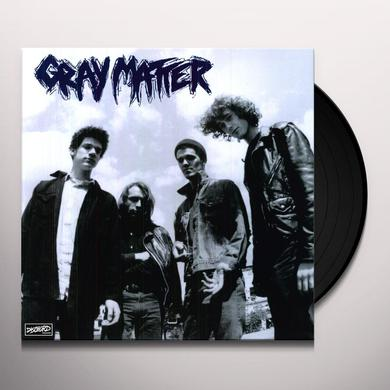 Gray Matter TAKE IT BACK Vinyl Record
