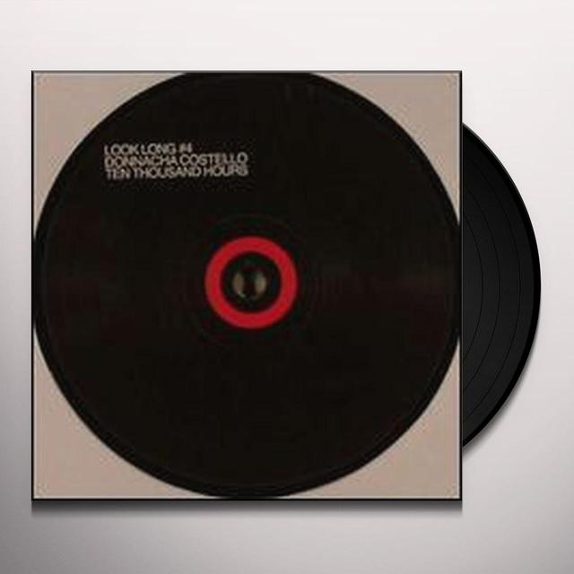 Donnacha Costello TEN THOUSAND HOURS Vinyl Record