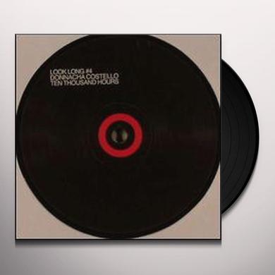 Donnacha Costello TEN THOUSAND HOURS (EP) Vinyl Record