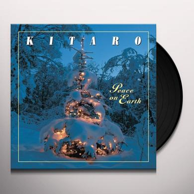 Kitaro PEACE ON EARTH Vinyl Record