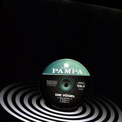 Die Vogel BLAUE MOSCHEE Vinyl Record