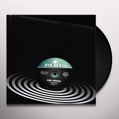 Die Vogel BLAUE MOSCHEE (EP) Vinyl Record
