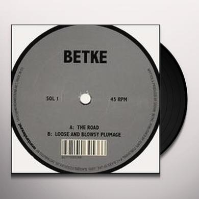 Betke ROAD / LOOSE & BLOWSY PLUMAGE (EP) Vinyl Record