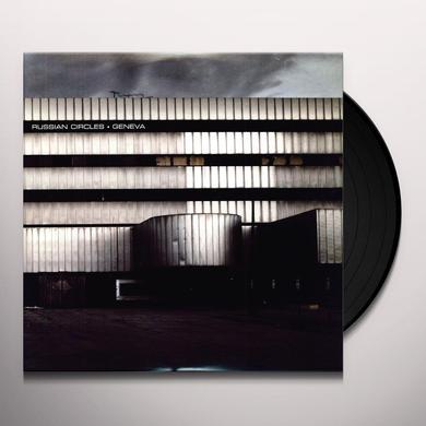 Russian Circles GENEVA (BLACK VINYL) Vinyl Record