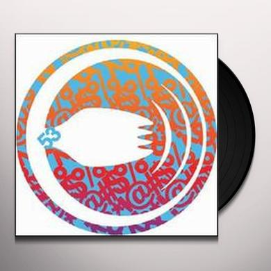 Bunkers HOLDING BACK (EP) Vinyl Record
