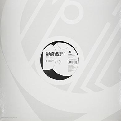 Argenis Brito / Miguel Toro BLACK SHOES Vinyl Record