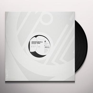 Argenis Brito / Miguel Toro BLACK SHOES (EP) Vinyl Record