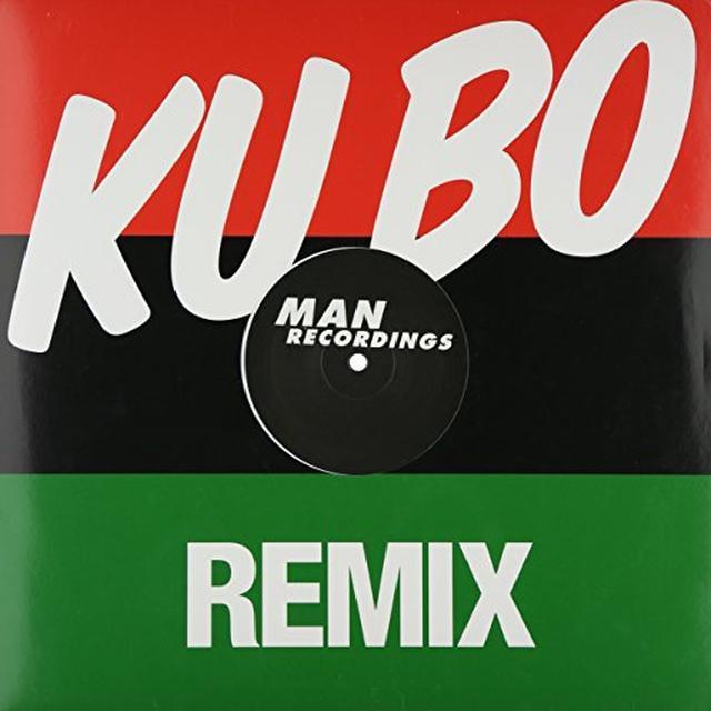 Ku Bo REMIX Vinyl Record