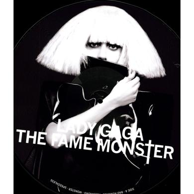 Lady Gaga FAME MONSTER (PICTURE DISC) Vinyl Record
