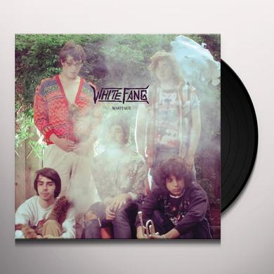 White Fang WHATEVER Vinyl Record