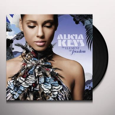 Alicia Keys ELEMENT OF FREEDOM Vinyl Record