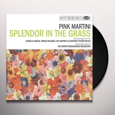 Pink Martini SPLENDOR IN THE GRASS Vinyl Record