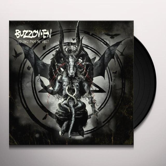 Buzzoven VIOLENCE FROM THE VAULT Vinyl Record