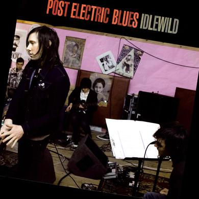 Idlewild POST ELECTRIC BLUES Vinyl Record