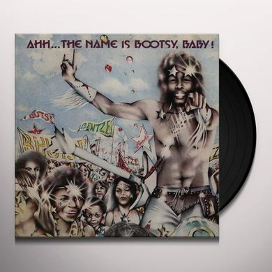 Bootsy'S Rubber Band AHH THE NAME IS BOOTSY BABY Vinyl Record - 180 Gram Pressing