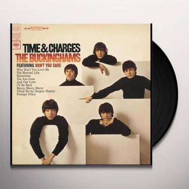 Buckinghams TIME & CHARGES Vinyl Record