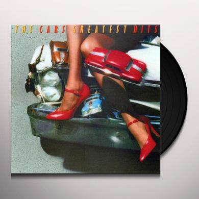 The Cars GREATEST HITS OF Vinyl Record