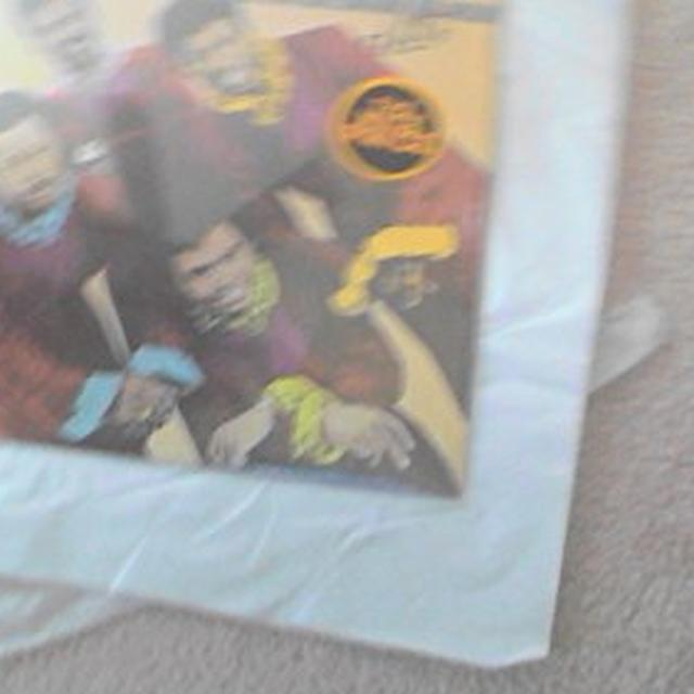 Chi-Lites GREATEST HITS Vinyl Record