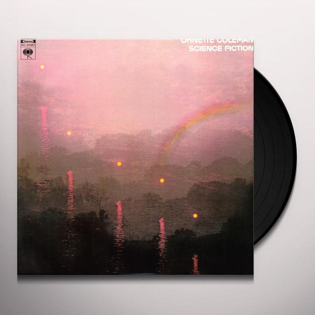 Ornette Coleman SCIENCE FICTION Vinyl Record