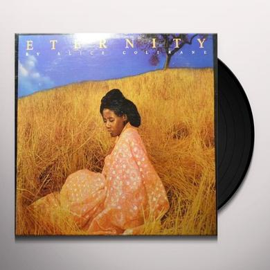 Alice Coltrane ETERNITY Vinyl Record