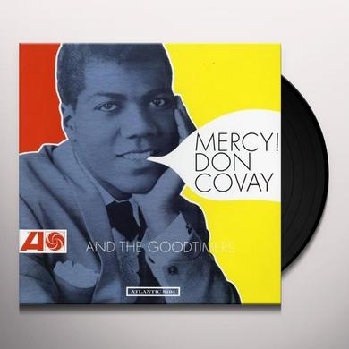 Don Covay MERCY Vinyl Record