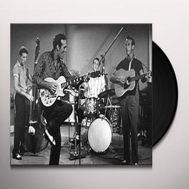 Carl Perkins WHOLE LOTTA SHAKIN Vinyl Record