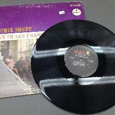 Archie Shepp LIVE IN SAN FRANCISCO Vinyl Record