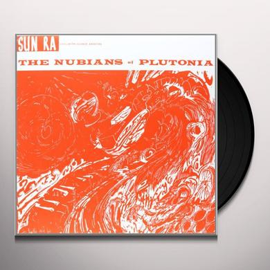 NUBIANS OF PLUTONIA Vinyl Record