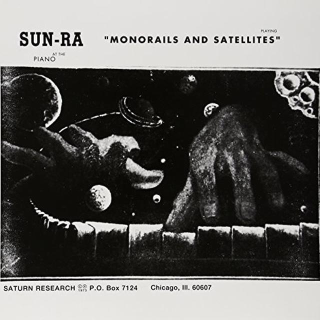 MONORAILS & SATELLITS Vinyl Record