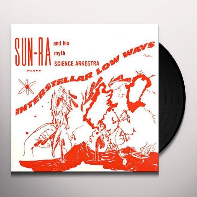 INTERSTELLAR LOW WAYS Vinyl Record