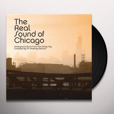 REAL SOUND OF CHICAGO / VARIOUS (Vinyl)