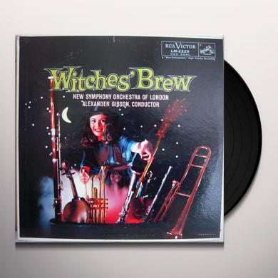 Alexander Gibson WITCHES BREW Vinyl Record
