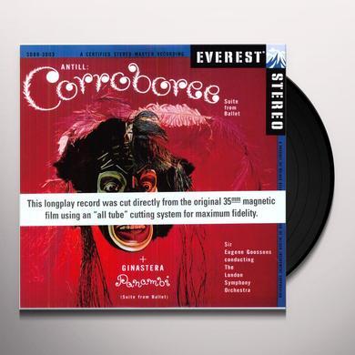 Eugene Goossens CORROBOREE Vinyl Record - 200 Gram Edition