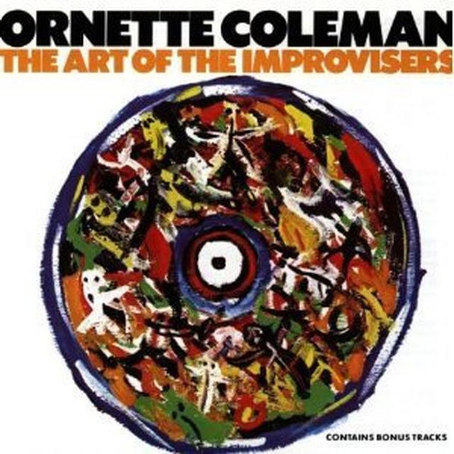 Ornette Coleman ART OF THE IMPROVISERS Vinyl Record