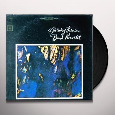 Bud Powell PORTRAIT OF THELONIOUS Vinyl Record