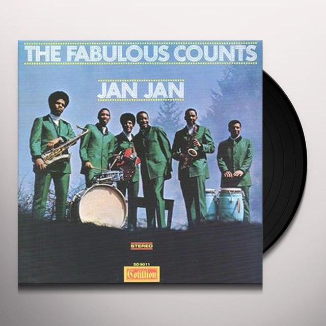 Fabulous Counts JAN JAN Vinyl Record