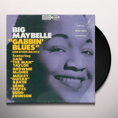 Big Maybelle GABBIN BLUES Vinyl Record