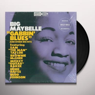 Big Maybelle GABBIN BLUES Vinyl Record