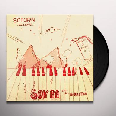 Sun Ra SUPER-SONIC Vinyl Record
