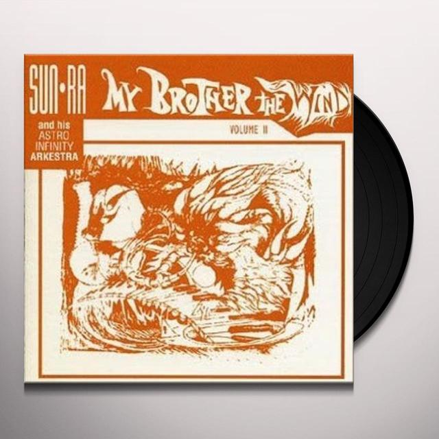 MY BROTHER THE WIND 2 Vinyl Record - 180 Gram Pressing