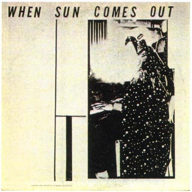 Sun Ra WHEN SUN COMES OUT Vinyl Record