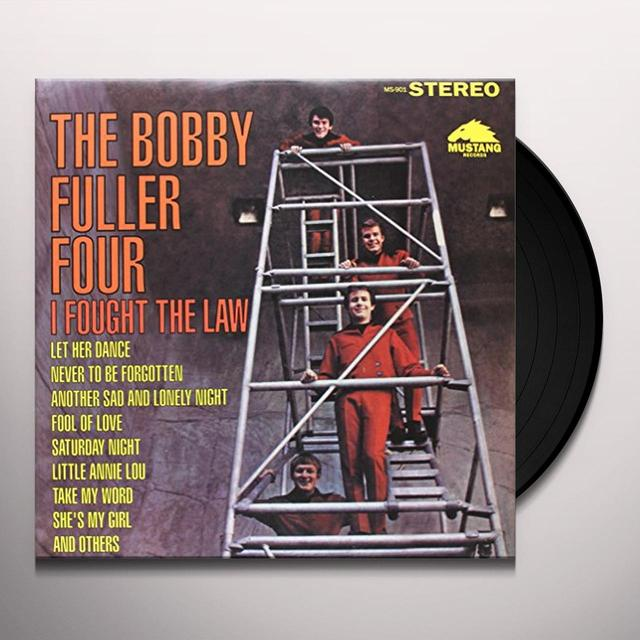 Bobby Fuller I FOUGHT THE LAW Vinyl Record
