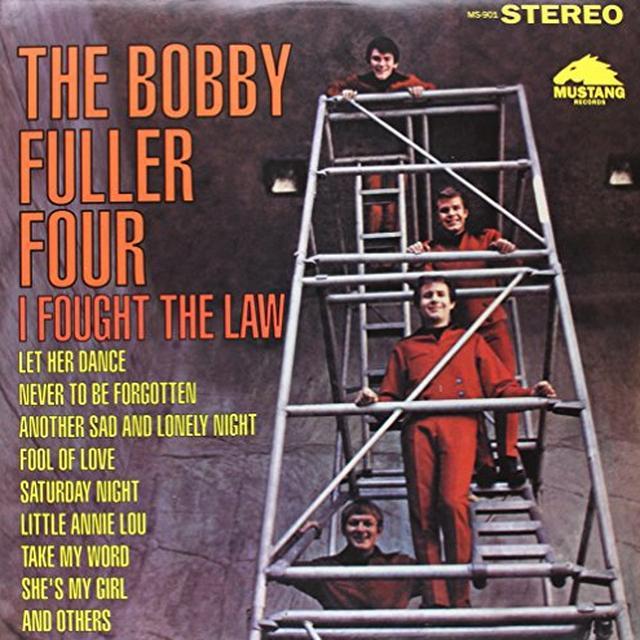 Bobby Fuller I FOUGHT THE LAW Vinyl Record